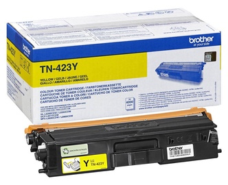 Lazerinio spausdintuvo kasetė Brother TN423Y Toner Yellow