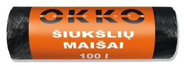 Atkritumu maisi Okko, 100 l, 10 gab.