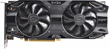 EVGA GeForce RTX 2080 Super Black Gaming 8GB GDDR6 PCIE 08G-P4-3081-KR