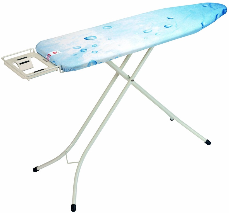 Brabantia Ironing Board Cover 124 x 38 cm Icewater