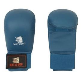 Matsuru Karate Gloves L Blue