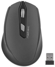 Natec SISKIN Wireless Mouse Black