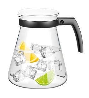 Tescoma Teo Tea Maker With Infuser 1.7l Black