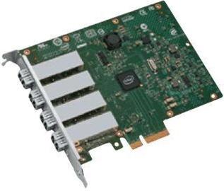 Intel Ethernet Server Adapter I350-F4 Bulk