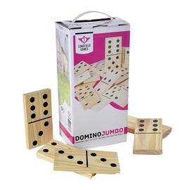Kaladėlių rinkinys Domino, 15 x 7,5 cm