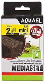 Aquael Filter Foam Sponge Pat Mini 2pcs