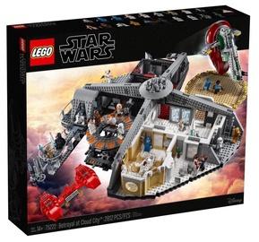 Konstruktors LEGO Star Wars Betrayal At Cloud City 75222