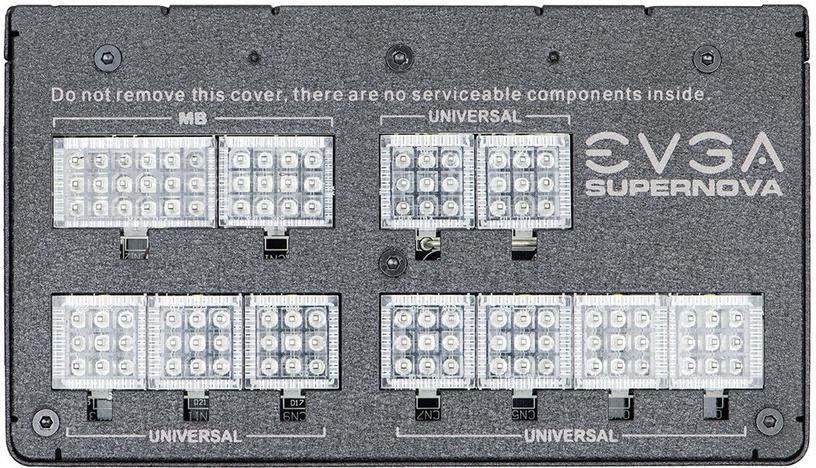 EVGA SuperNova G2 850W 220-GL-0850-X2