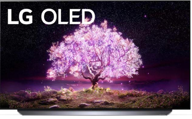 "Televiisor LG OLED55C11LB, OLED, 55 """