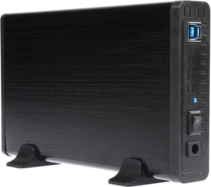 Tracer 731 AL USB 2.0 ATA/SATA HDD Mobile Rack 3.5'' Black
