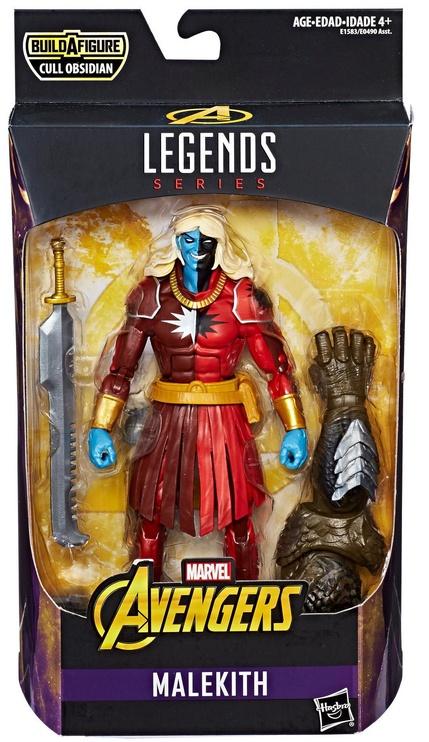 Hasbro Avengers Marvel Legends Series Malekith E1583