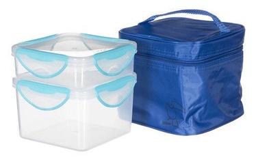 Tuckano Set Of Containers With Thermal Bag 2pcs