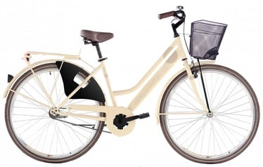 "Velosipēds Capriolo Amsterdam Lady 18"" 28"" Beige"