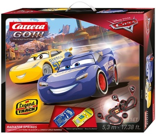 Carrera GO!!! Disney/Pixar Cars 3 Radiator Springs 62446