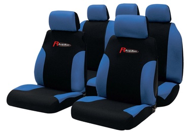 Bottari R.Evolution Puma Seat Cover Set Black Red