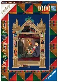 Ravensburger Puzzle Harry Potter The Hogwarts Train 1000pcs 16515