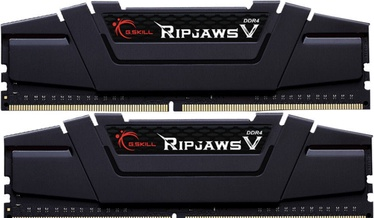 G.SKILL RipJawsV Black 64GB 3600MHz CL18 DDR4 KIT OF 2 F4-3600C18D-64GVK