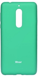 Roar 360 Colorful Jelly Back Case For Nokia 5 Mint