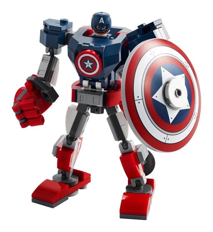 Конструктор LEGO Super Heroes 76168, 121 шт.
