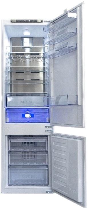 Įmontuojamas šaldytuvas Beko BCNA306E2S