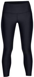 Under Armour HeatGear Ankle Crop Branded Leggings 1329151-001 Black S