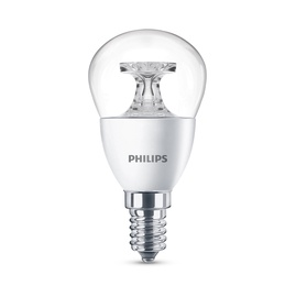 SPULDZE LED P45 5.5W E14 WW CL 470LM (PHILIPS)