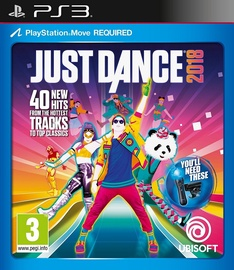 Just Dance 2018 PS3