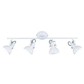Kryptinis šviestuvas Reality Gina R80154001, 4 x 40 W, E14