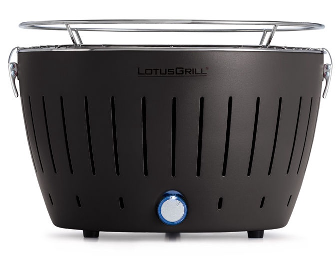 LotusGrill Grill Grey