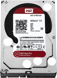 "Сетевое хранилище данных (NAS) Western Digital Red Pro 8TB 7200RPM SATAIII 256MB 3.5"" WD8003FFBX"
