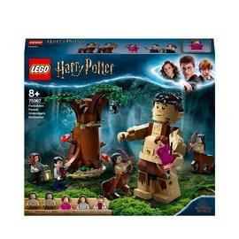 Конструктор LEGO Harry Potter Запретный лес: Грохх и Долорес Амбридж 75967, 253 шт.