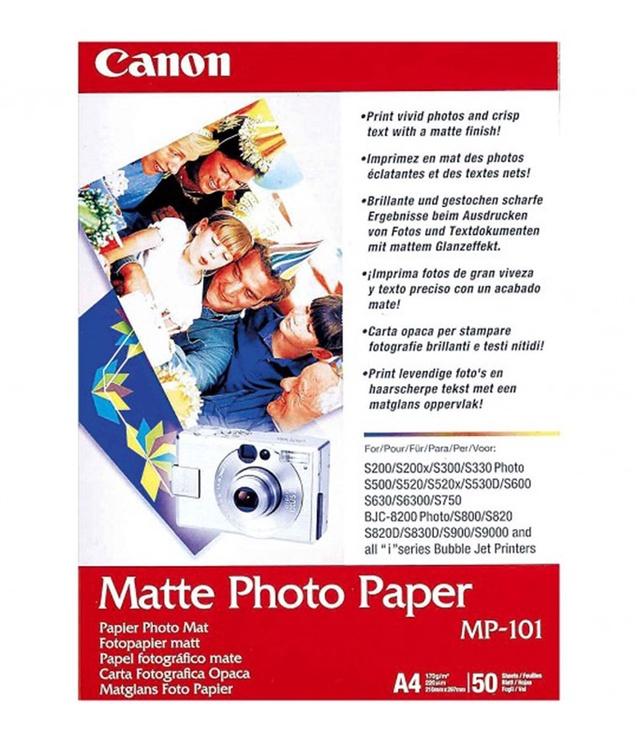 FOTOPABER CANON MP-101 MATT A4 50TK