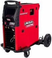 Lincoln Electric Powertec i380C Advanced Welding Machine