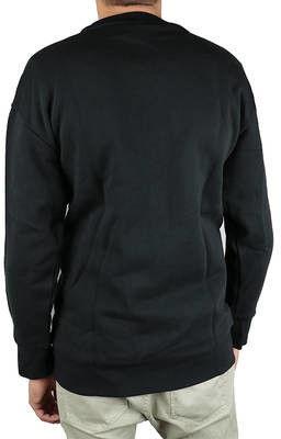 Adidas Originals Trefoil Sweatshirt CW1236 Black M