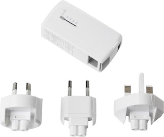 Targus 2-in-1 USB Wall Charger & Power Bank White