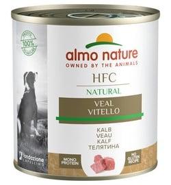 Almo Nature HFC Dog Food Veal 290g