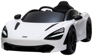 Bezvadu automašīna Azeno McLaren 720S, balta/melna