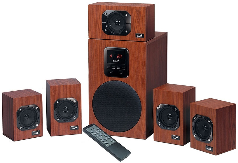 Genius SW-5.1 4800 Speakers System