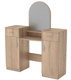 Komanit Tryumo 2 Dressing Table Oak Sonoma