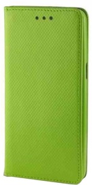 Mocco Smart Magnet Book Case For Samsung Galaxy J4 Plus J415 Green