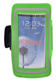 Telone Universal Armband Pouch Case For Fitness Green