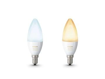 Išmanioji lemputė Philips Hue Ambiance, 2 x 6W E14
