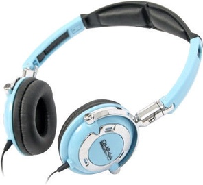 Omega Freestyle FH0022 On-Ear Headphones Blue