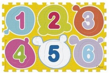 Dėlionė Chicco Puzzle Numbers 07161