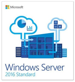 Microsoft Operating System Windows Server 2016 Standard 16 Cores OEM
