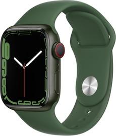 Nutikell Apple Watch Series 7 GPS + LTE 41mm Aluminum, roheline
