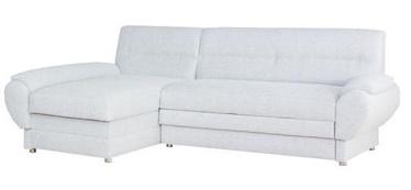 Stūra dīvāns Bodzio Livonia Light Gray, kreisais, 248 x 155 x 89 cm