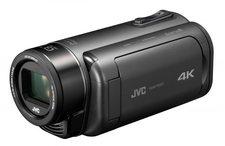 JVC Everio R GZ-RY980HEU Quad Proof 4K Memory Camcorder