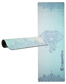 inSPORTline Yoga Mat Sunshine Blue