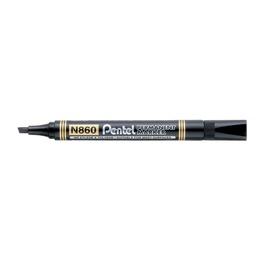 Marker N860 lõigatud ots must 1,8/4,5mm Pentel